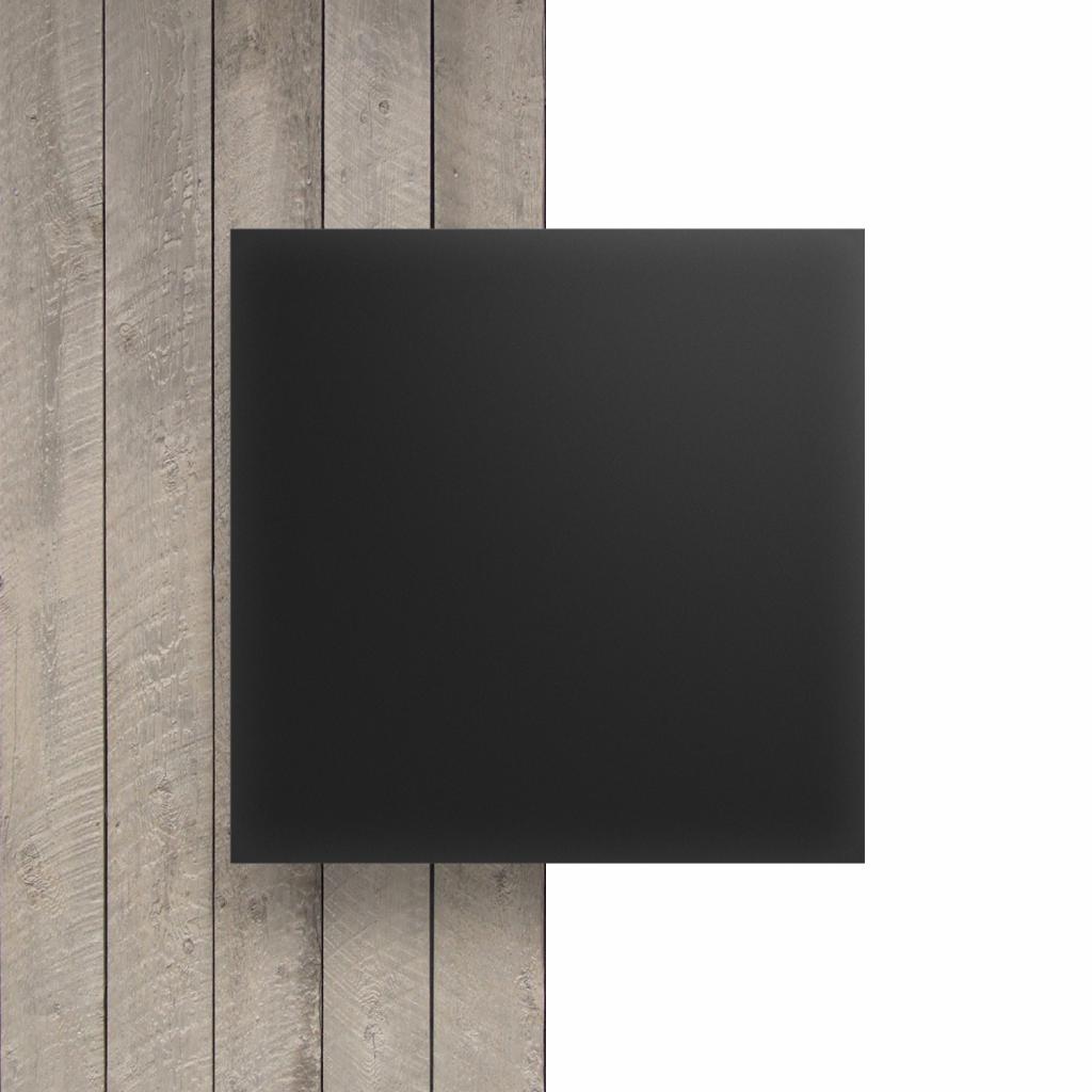Devant plaque Plexiglass satine anthracite