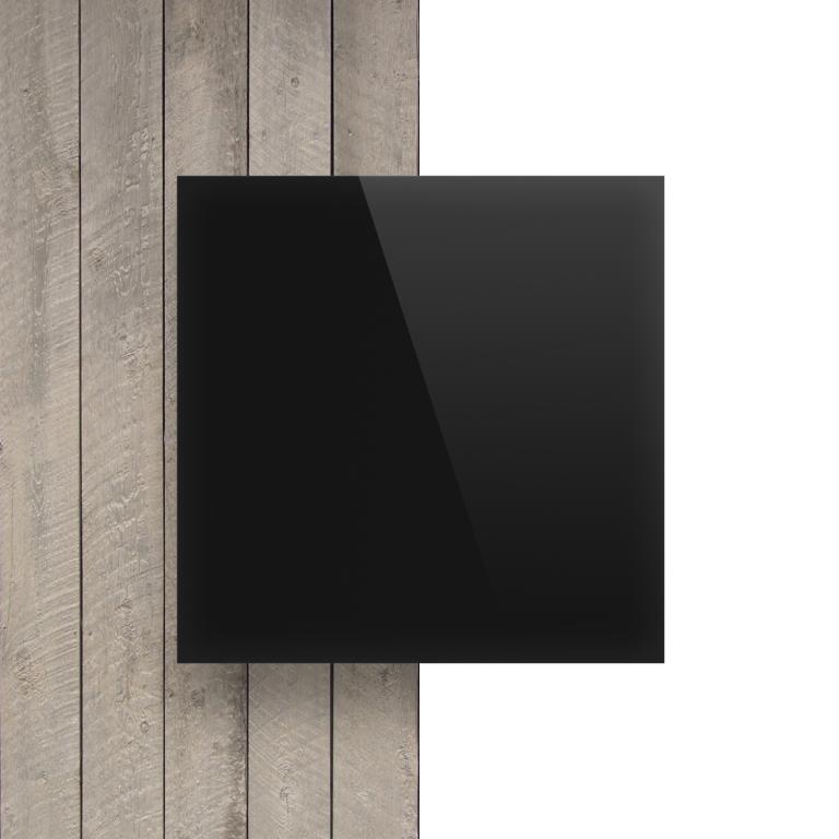 Devant plaque Plexiglass satine ebene