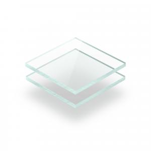 Plexiglass teinté aspect de verre