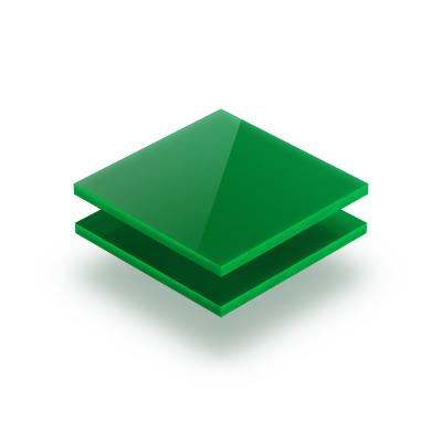 Plexiglass vert opal