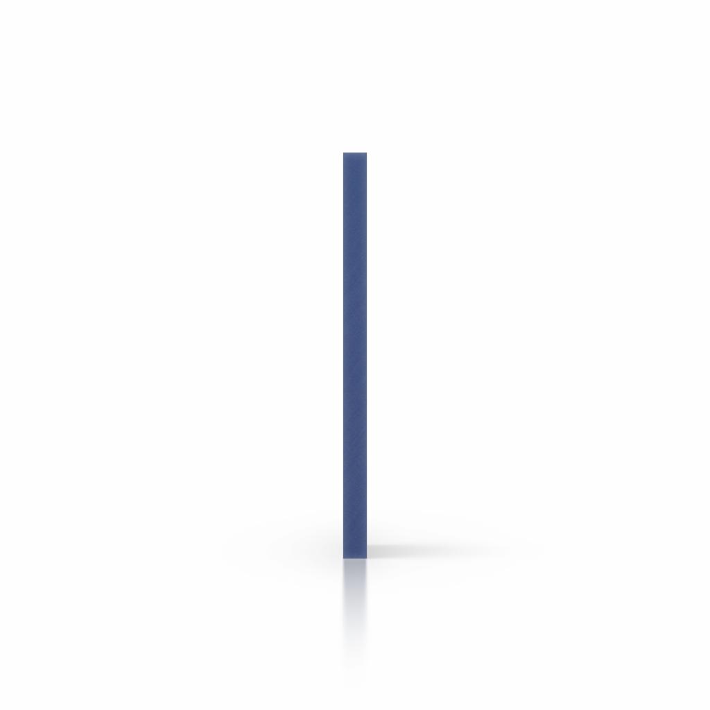 Cote PVC expansé bleu