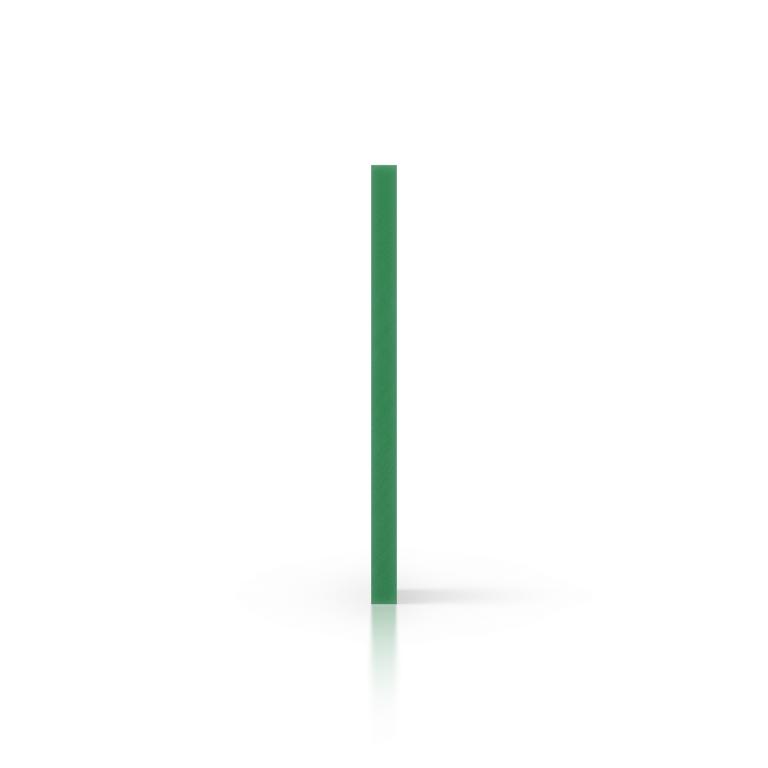 Cote PVC expansé vert