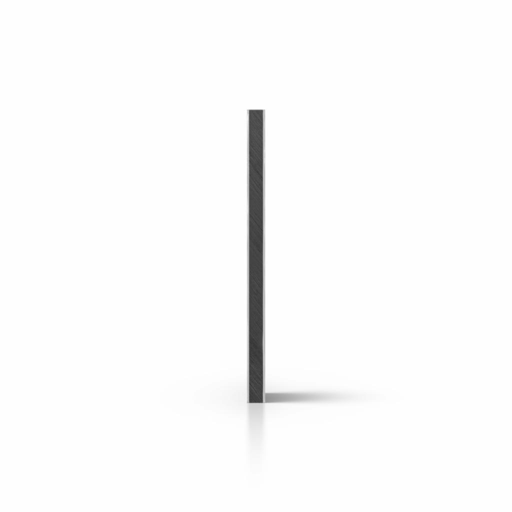 Cote panneau composite aluminium