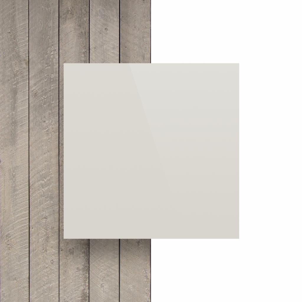 Devant composite aluminium ivoire
