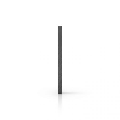Cote polycarbonate teinté gris
