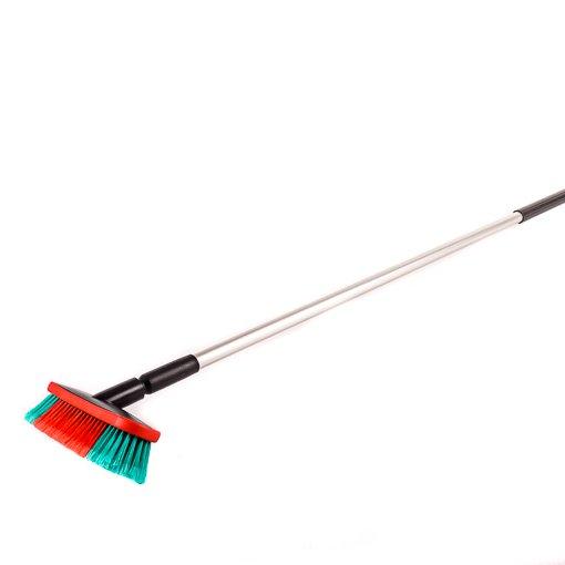 Brosse de nettoyage avec manche (170 cm)