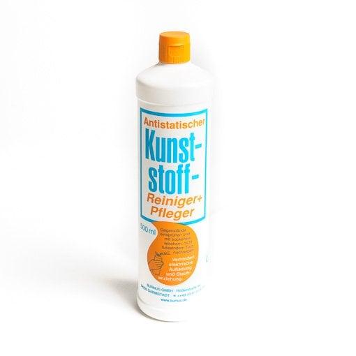 Burnus nettoyant plastique anti-statique