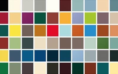 Plaques Trespa® colorées
