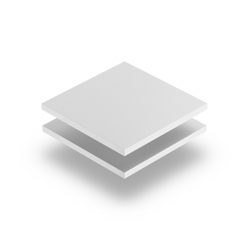 Panneau forex blanc