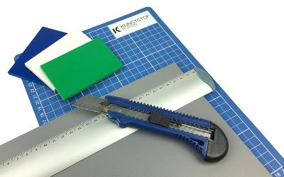 Comment couper le PVC ?