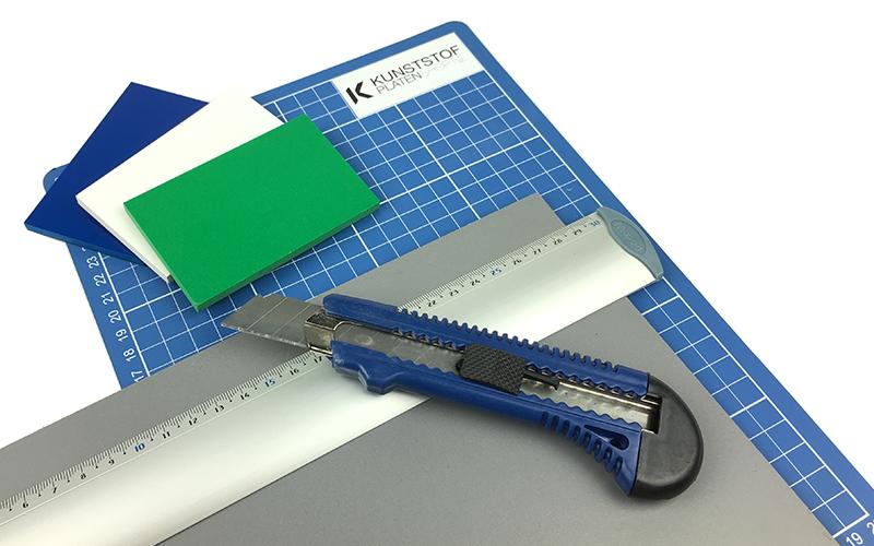 Comment couper le PVC
