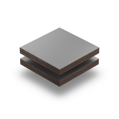 Panneau Trespa Meteon gris poussière