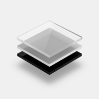 Plaques Plexiglass