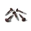 Vis HPL brun chocolat RAL 8017
