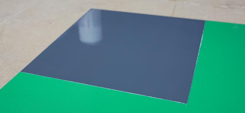 Peindre du PVC etape 3