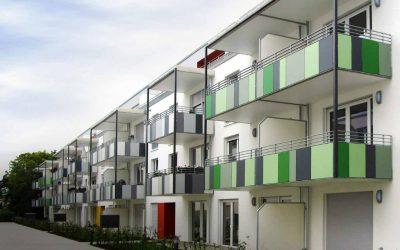 Revêtement de balcon HPL