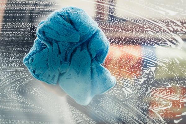 Nettoyage du polycarbonate