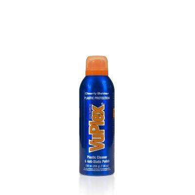 Vuplex nettoyant plastique anti-statique 235 ml