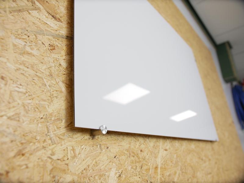 tableau blanc fabriqué en Alupanel