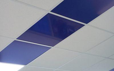 5 idées pour créer un revêtement plafond en plastique