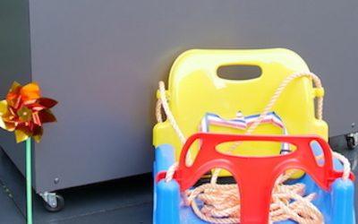 DIY : Coffre à jouets pour extérieur