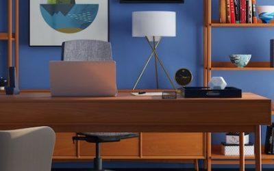 Mise en place d'un bureau fait maison : 11 conseils et inspirations DIY