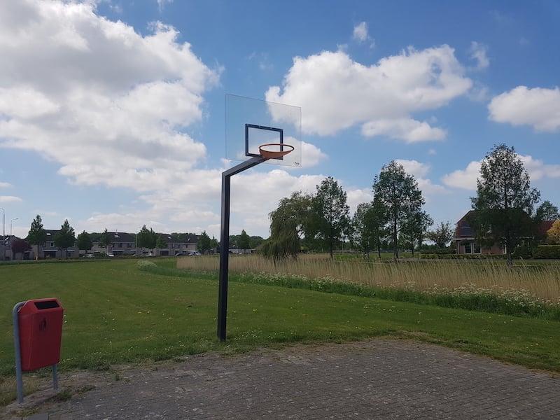 Panneau de basketball polycarbonate