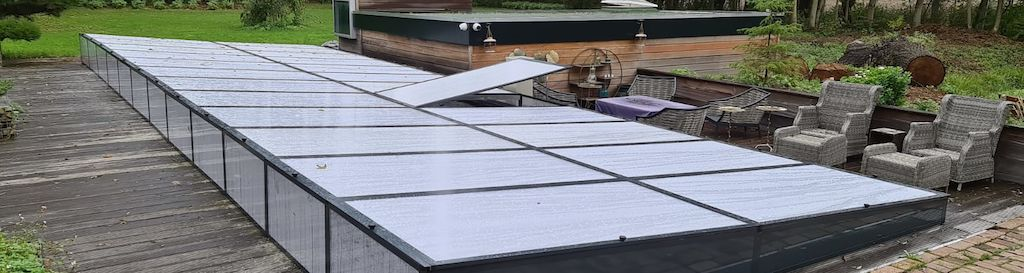 Couverture pour votre étang banner