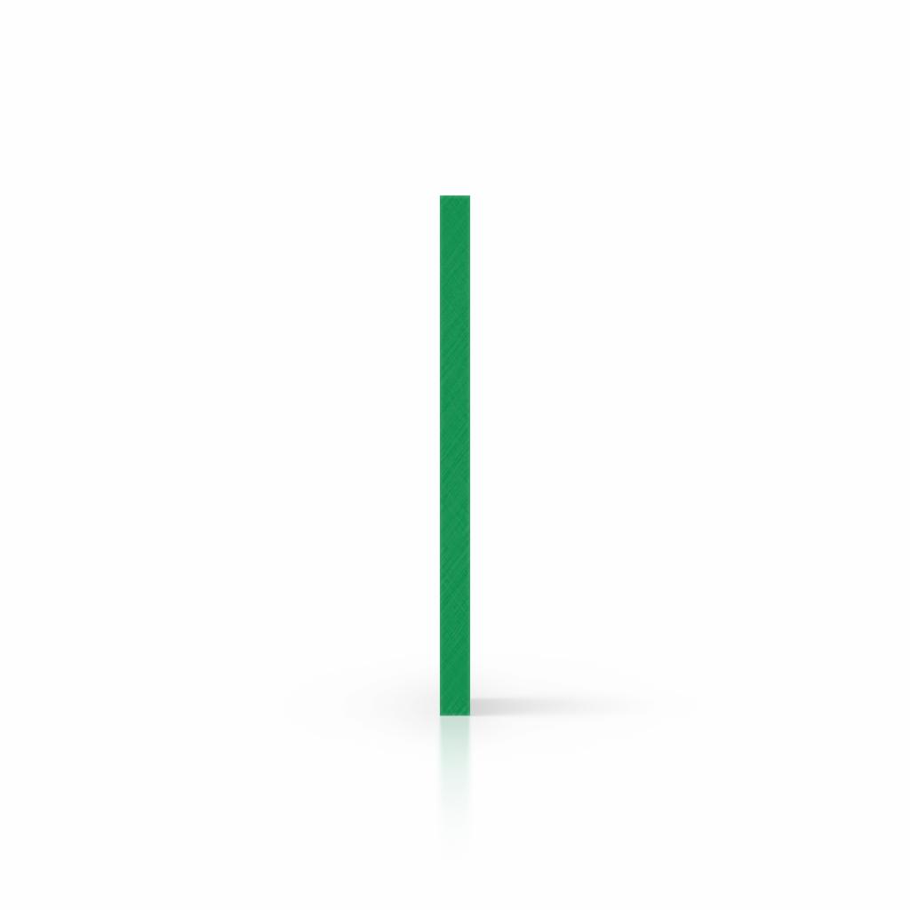 Cote plaque de lettres en acrylique vert menthe