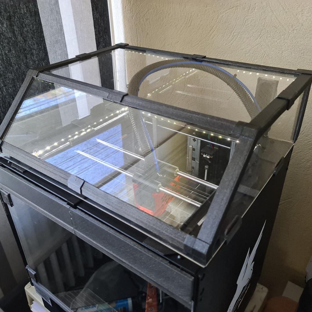 Protection d'une Imprimante 3D
