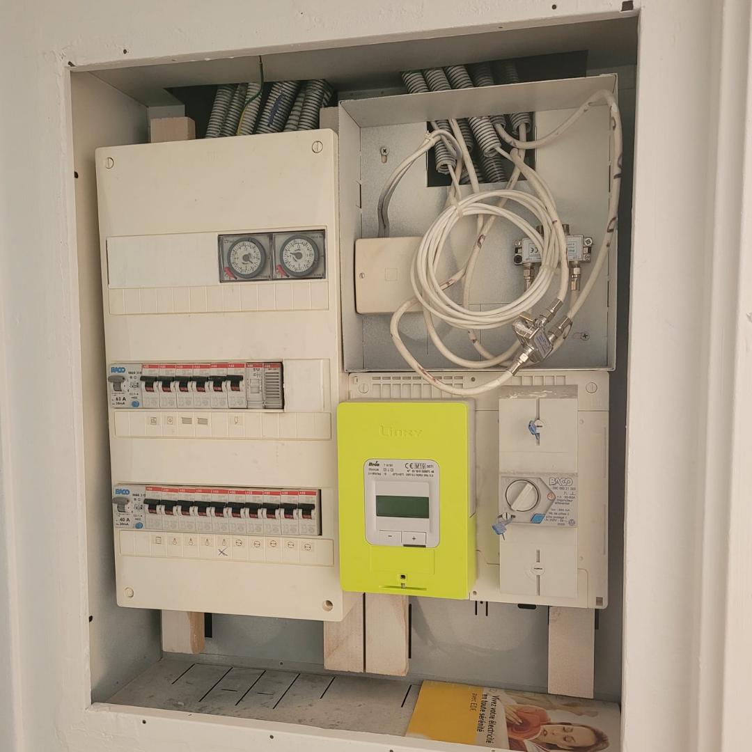 Rénovation du Coffret Electrique